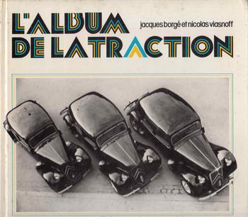 L'Album De La Traction (French Text) (9782851200730)