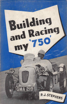 Building And Racing My '750' (P.J.Stephens) (B000KP52DU)