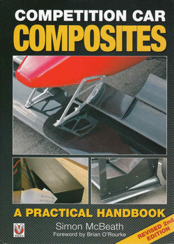 Competition Car Composites Revised 2nd Edition (9781845849054) front