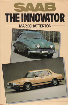 Saab The Innovator (Mark Chatterton) (9780715379455)