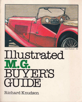 Illustrated M.G. Buyer's Guide (9780879381691)