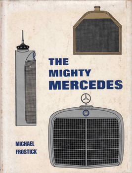 The Mighty Mercedes (Michael Frostick) (9780901564061)