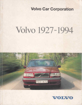 Volvo 1927 - 1994 (Volvo Car Corporation) (prpv940203