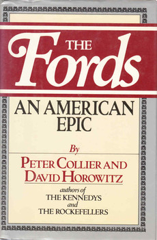 The Fords: An American Epic (9780671540937)