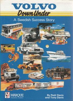 Volvo Down Under: A Swedish Success Story (9780947079147