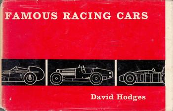 Famous Racing Cars (David Hodges) (B0000CLJMB)