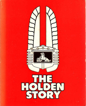 The Holden Story (GM-H) (ths105)