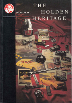The Holden Heritage (GM-Holden) (9780947079529)