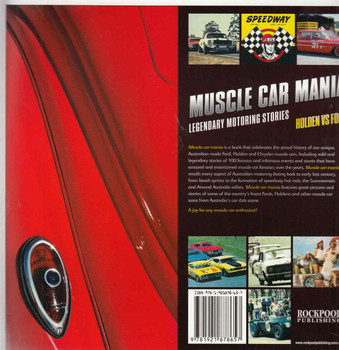 Muscle Car Mania Legendary Motoring Stories: Holden vs Ford