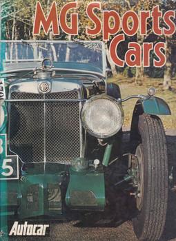 MG Sport Cars ( Autocar) (9780600363439)