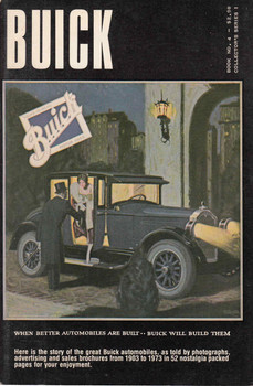 Buick ((Collector's Series 1 - Book No. 4) (9780913490044)