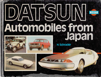Datsun Automobiles From Japan (H Schrader) (B000RWG780)
