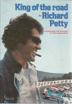 King Of The Road By Richard Petty ( B01M1ETV28)