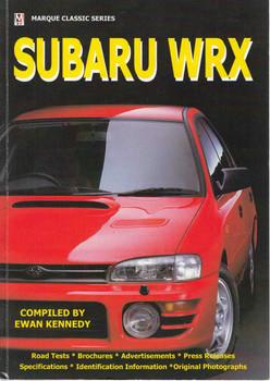 Subaru WRX (Marque Classic Series) (9780947079703) (front)
