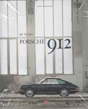 50 Years Porsche 912 (9783667106063) - front