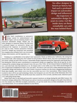 The Cars of Harley Earl Back