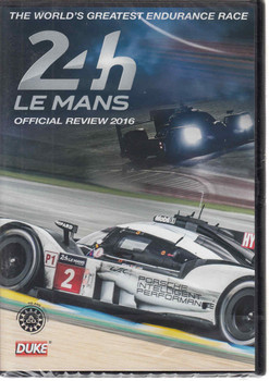 Le Mans 2016 The Official Review DVD