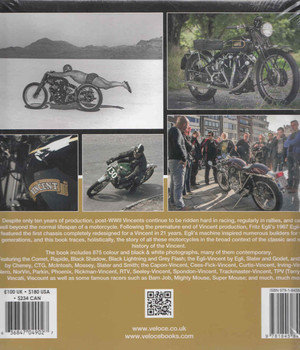 Vincent Motorcycles: The Untold Story Since 1946 (9781845849023)