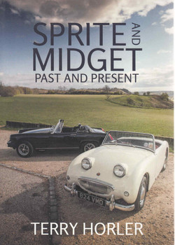 Sprite And Midget: Past And Present (9781445655536) - front
