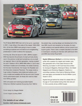 BMW Mini: An Enthusiast's Guide (9781785001437 - back