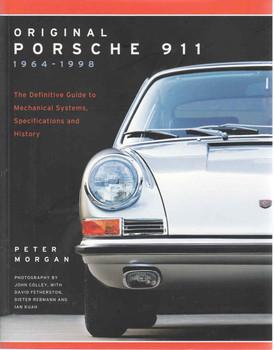 Original Porsche 911 1964 - 1998 (Paperback Reprint) (9780760352090) - front