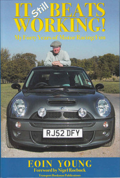 It Still Beats Working: My Forty Years Of Motor Racing Fun (Eoin Young) (9780851840697)  - front