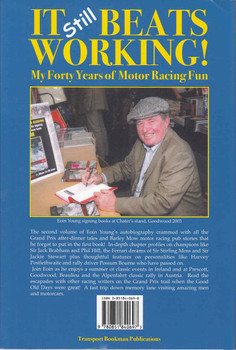 It Still Beats Working: My Forty Years Of Motor Racing Fun (Eoin Young) (9780851840697)  - back
