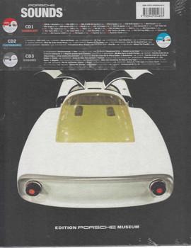 Porsche Sounds -Book + 3 CDs (Ear Books) (9783940004833)  - back