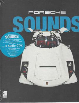Porsche Sounds -Book + 3 CDs (Ear Books) (9783940004833)  -front