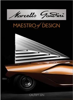 Marcello Gandini: Maestro of Design ( 9781854432797) front