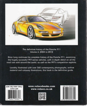 Porsche: The Definite History 2004 to 2012 (9781845848644) - back