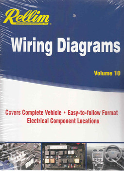 Rellim Wiring Diagrams Volume 10 (9781876953744)