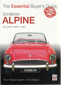 Sunbeam Alpine – All models 1959 to 1968: The Essential Buyer's Guide