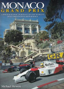Monaco Grand Prix: A Photographic Portrait Of the World's Most Prestigious Motor Race (9781844254019) - front