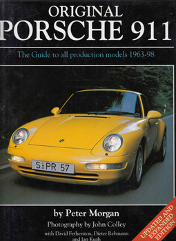 Original Porsche 911 39 The Guide To All Production Models 1963-98 - Updated And Expanded Edition (9781901432169) - front