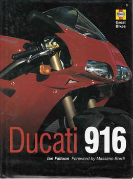 Ducati 916 (Haynes Great Bikes) (9781859606896)  - front