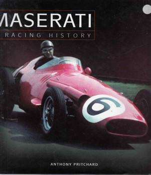 Maserati A Racing History (Anthony Pritchard) (9781859608715)