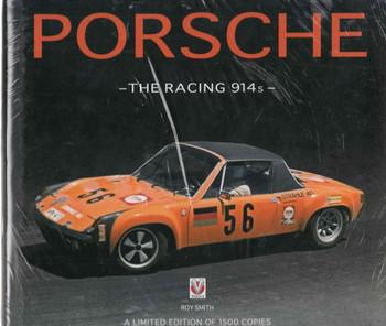 Porsche - The Racing 914s (9781845848590) - front