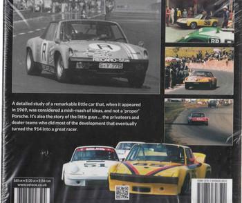 Porsche - The Racing 914s (9781845848590) - back