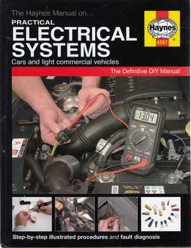 The Haynes Manual on Practical Electrical Systems (9781844252671)