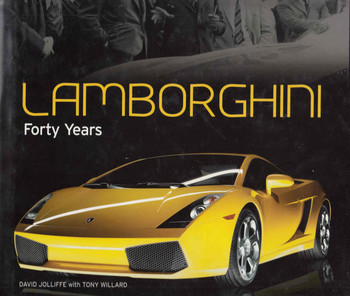Lamborghini Forty Years (9780760319451) - front
