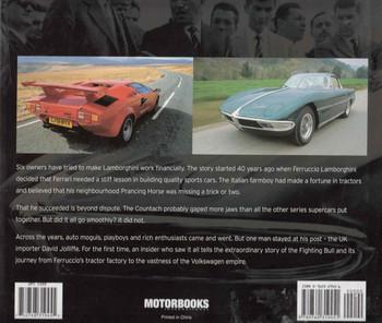 Lamborghini Forty Years (9780760319451) - back
