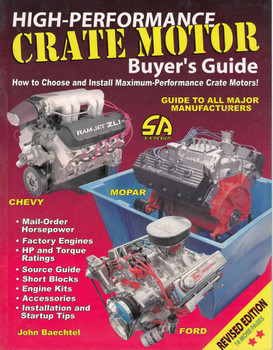 High-Performance Crate Motor Buyer's Guide