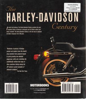 The Harley-Davidson Century (Paperback Edition)