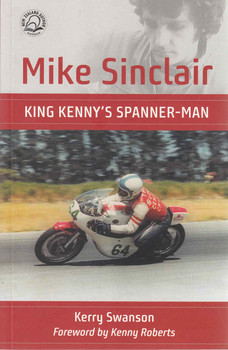 Mike Sinclair: King Kenny's Spanner-Man (9781869539566) - front