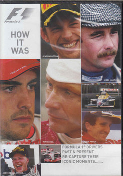 Formula 1 : How It Was DVD (5017559126407) - front