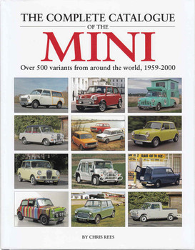 The Complete Catalogue Of The Mini (9781906133726)