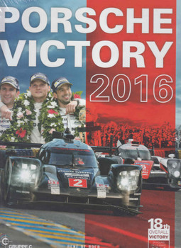 Porsche Victory 2016 (9783928540858)