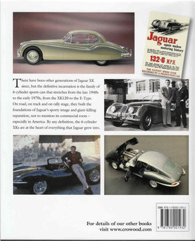 Classic Jaguar XK The 6-Cylinder Cars 1948 - 1970 Back