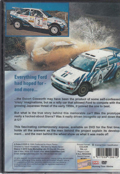 The Story of The Escort Cosworth DVD
